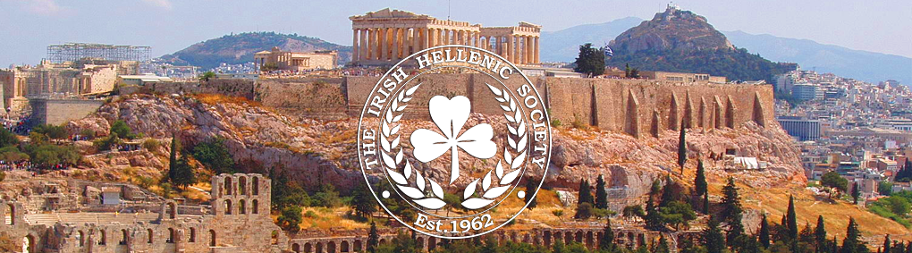 Irish Hellenic Society Established in 1962, the Irish Hellenic Society promotes social gatherings of an informative nature for anyone with an interest in Hellenic and Irish influenced cultures and peoples, both ancient and modern.
